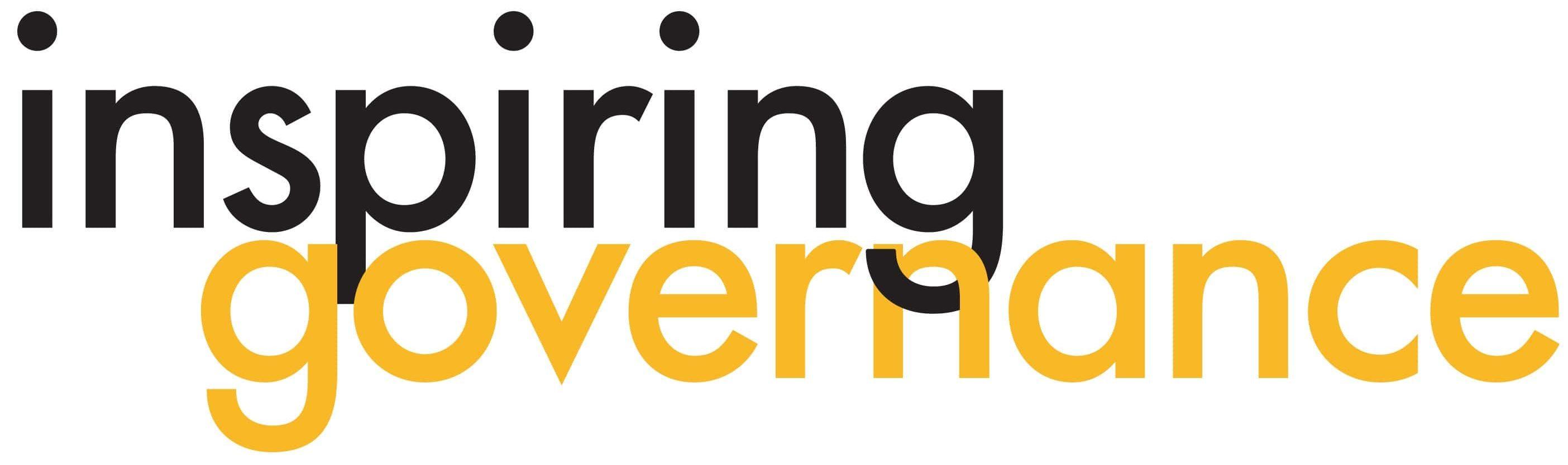 inspiring governance logo