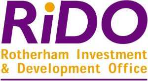 Rotherham investment and development office logo