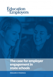 research from Education and Employers pdf front page